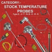 Stocked-Temperature-Probes